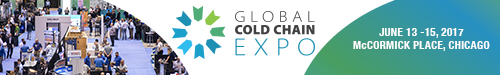Global Cold Chain Expo 2017 | June 13-15, 2017 | Chicago