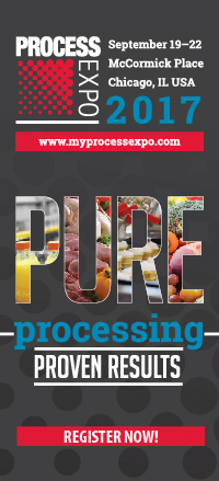 PROCESS EXPO | Chicago, September 19-22
